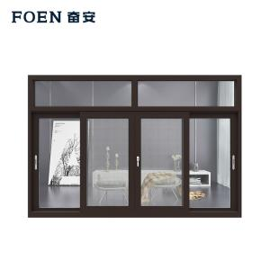 Customized bedroom aluminium windows,
