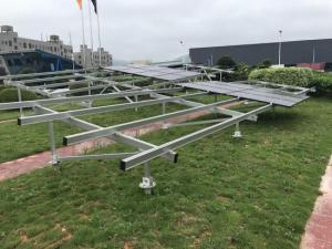 Solar Panel Ground Mount And Rack Systems