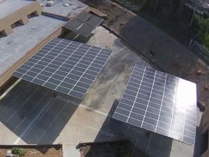 Solar Car Park Mounting System
